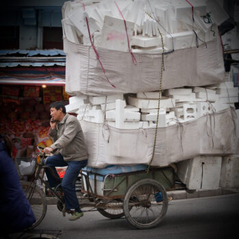 Transport med smartphone