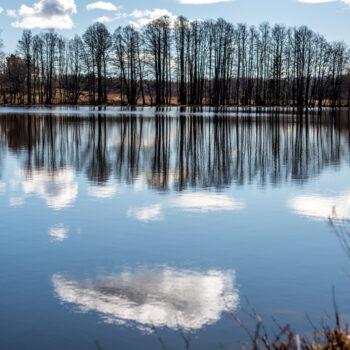 Våren - Vår sjö