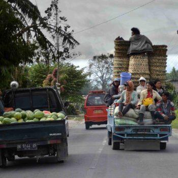 Transporter till jobbet