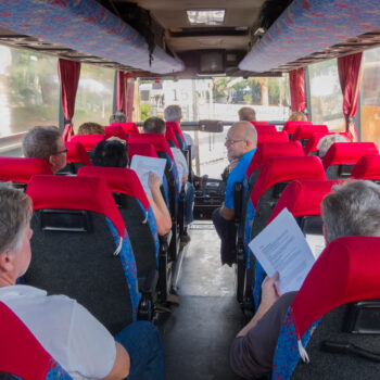 Transporter - Busslast